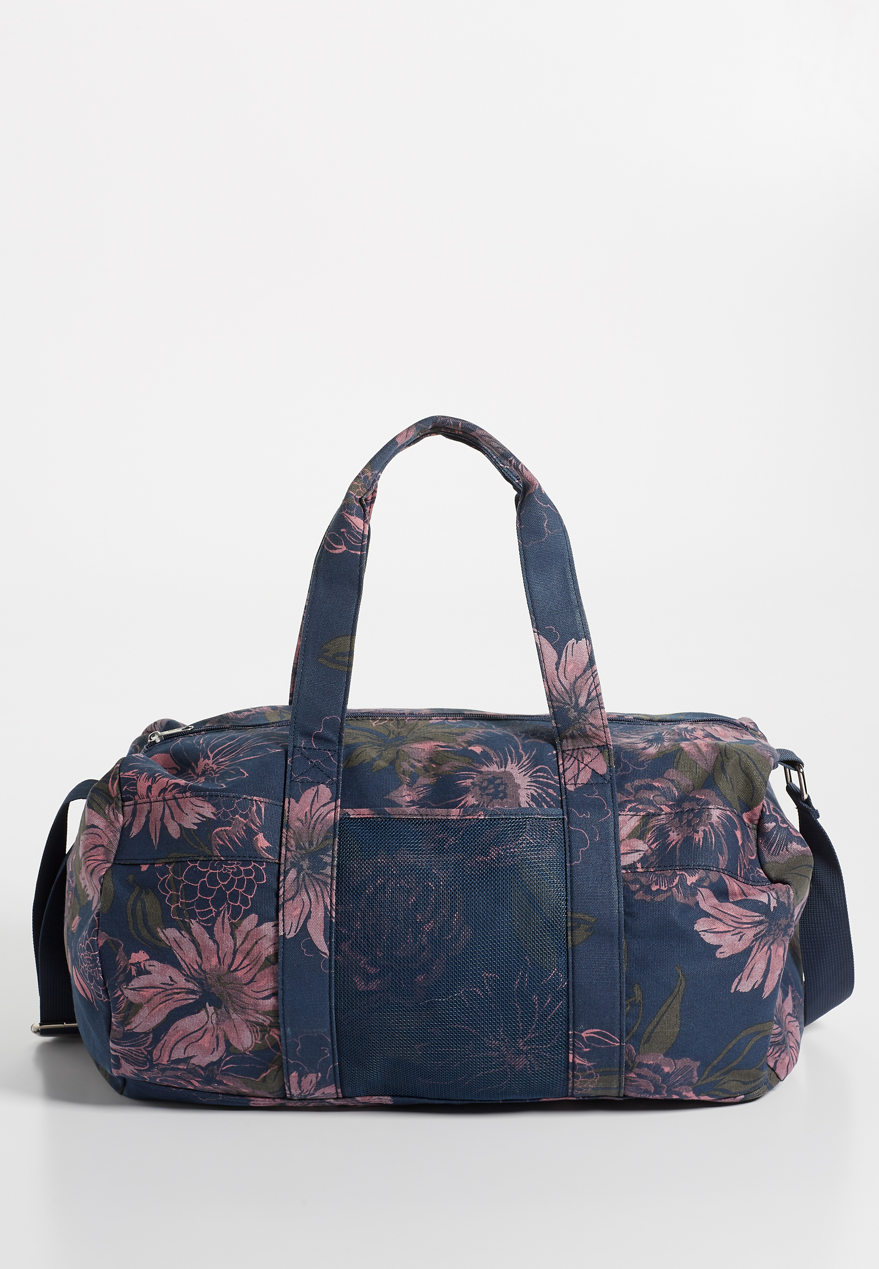 floral duffle bag  cce53b039494b