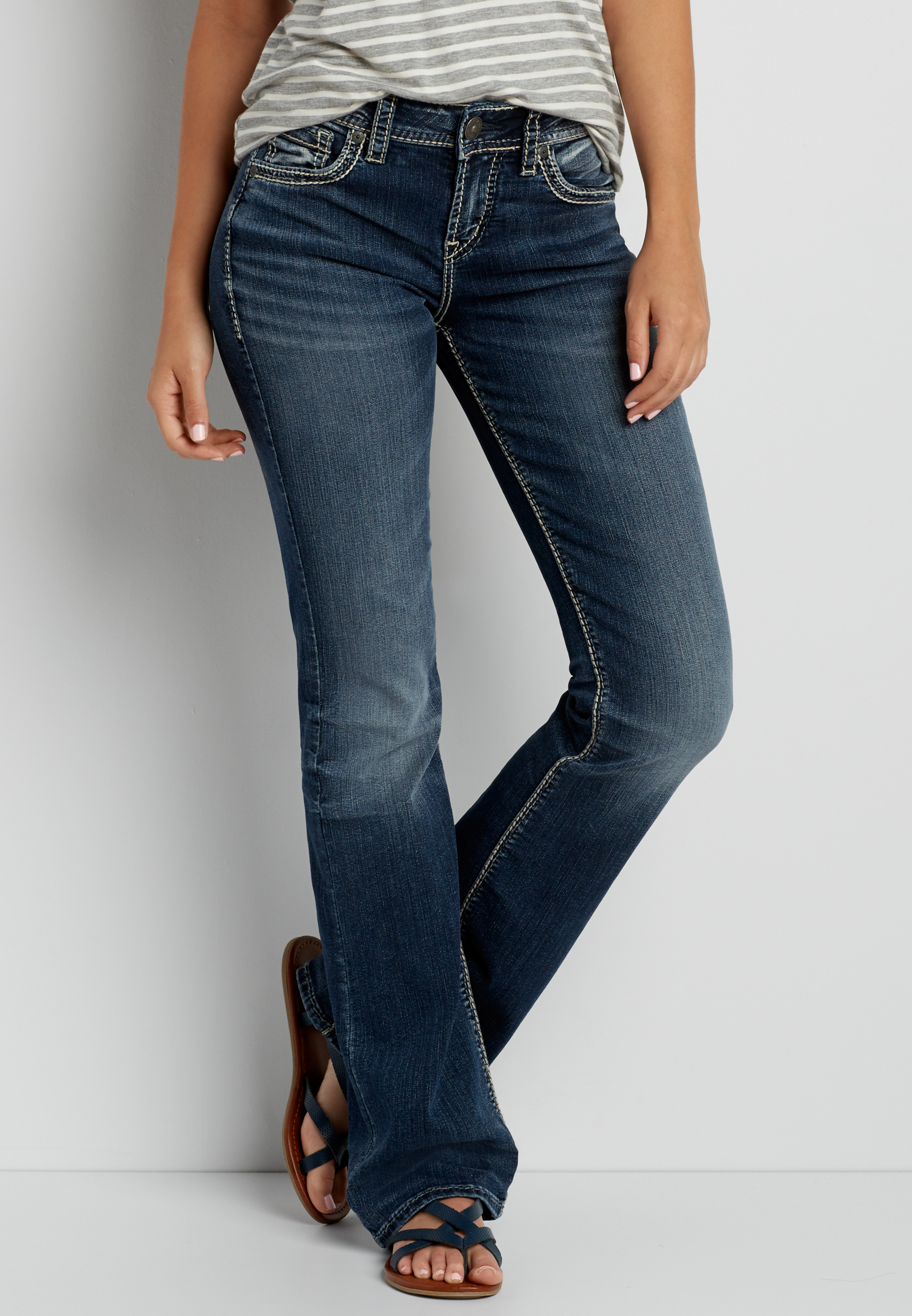 Silver Jeans Company | Suki, Aiko, & More | Jeans for Women | maurices
