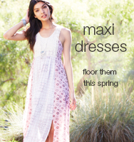 maurices dresstination - maxi dresses