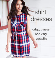 maurices dresstination - shirt dresses