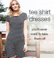 maurices dresstination - tee shirt dresses