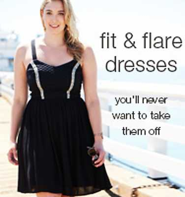 maurices dresstination - fit & flare dresses