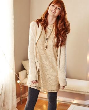 maurices lookbook - holiday gift guide 2015
