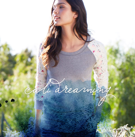 maurices - spring collections - cali dreaming