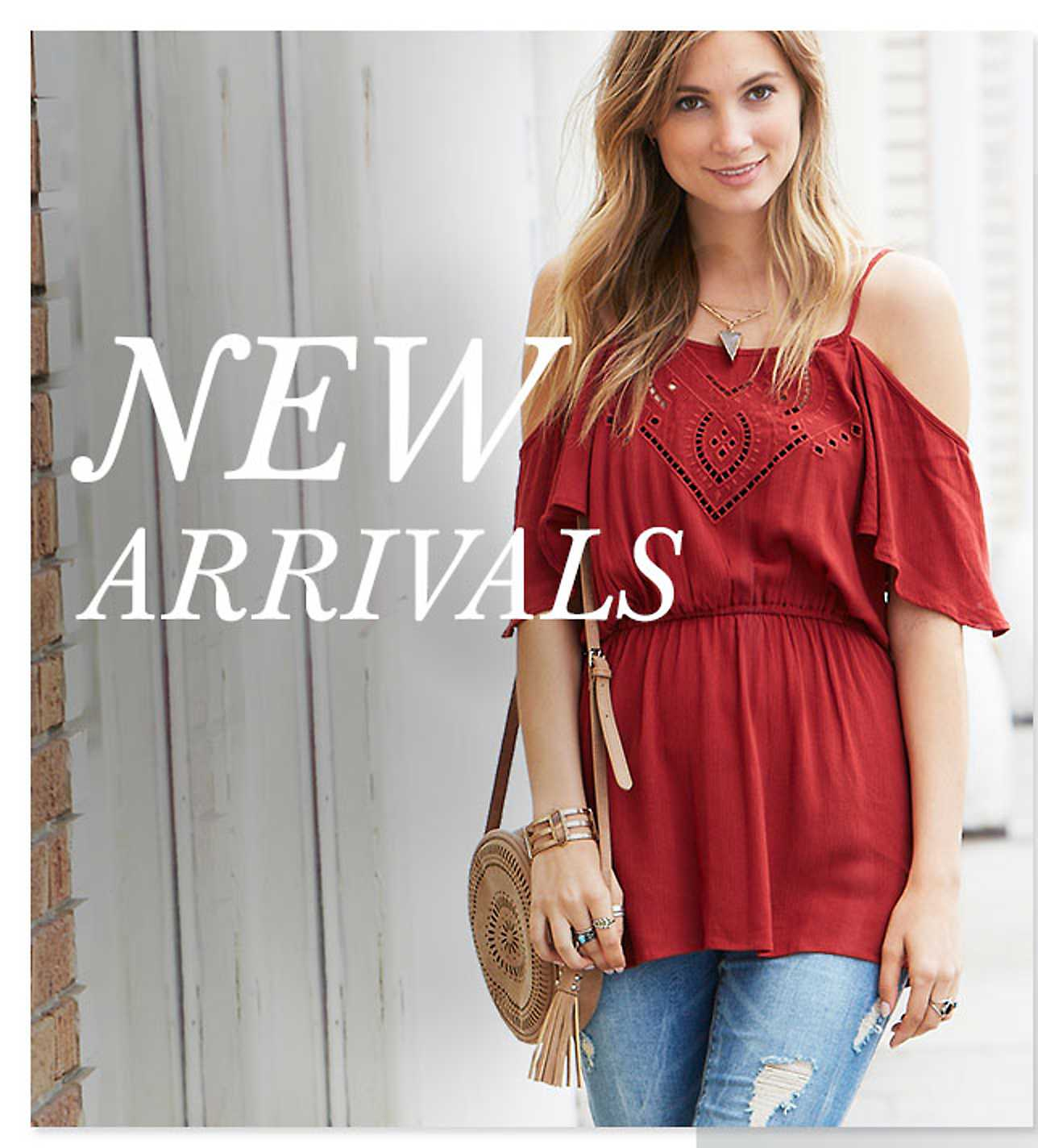 New arrivals - shop the latest