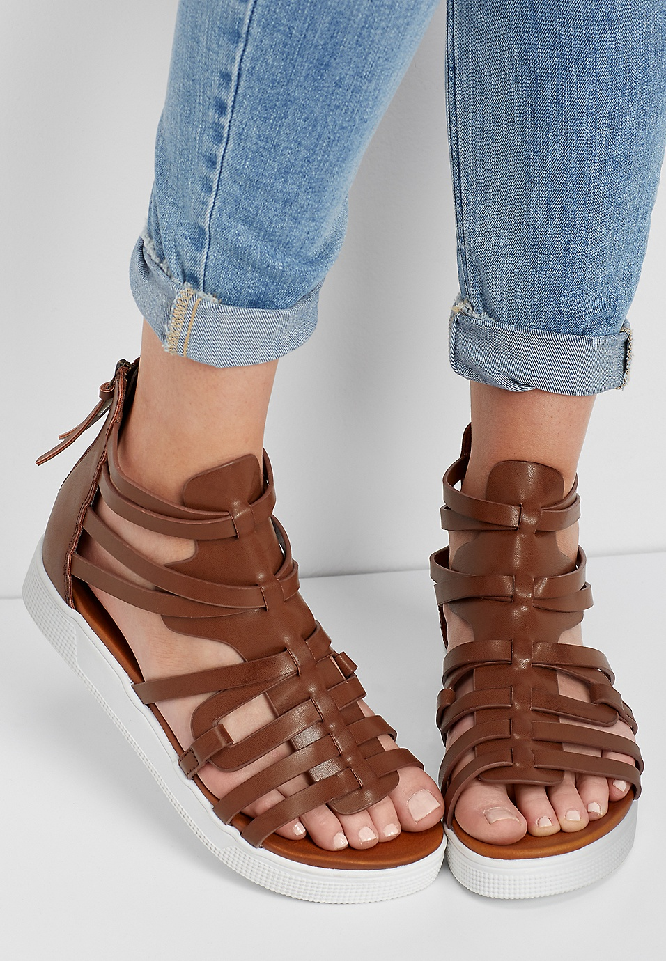 7bb1bcc24dc MIA Elsie gladiator sandal