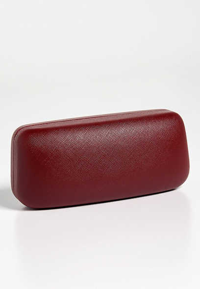 solid sunglass case