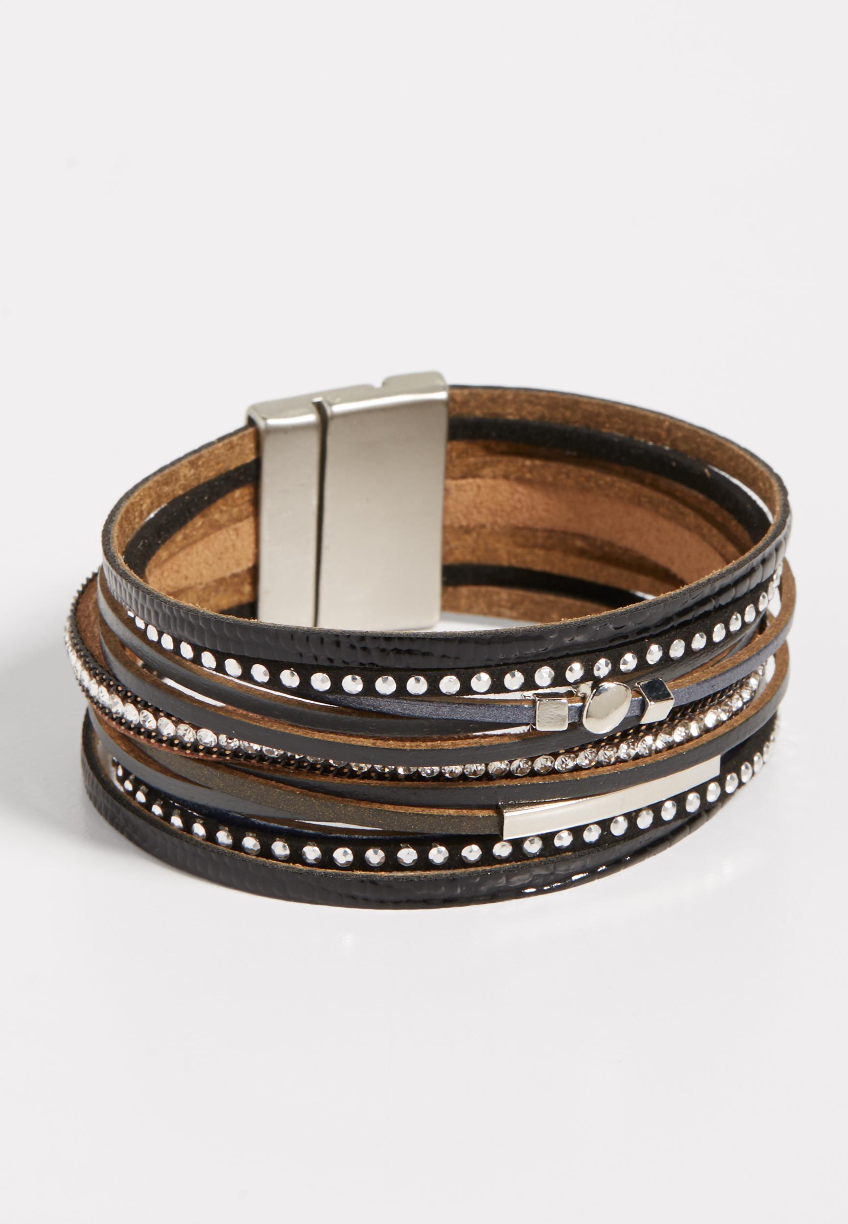 Maurices Layered Magnet Bracelet