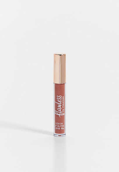 flawless shimmer lip gloss