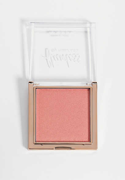 flawless peachy pink blush