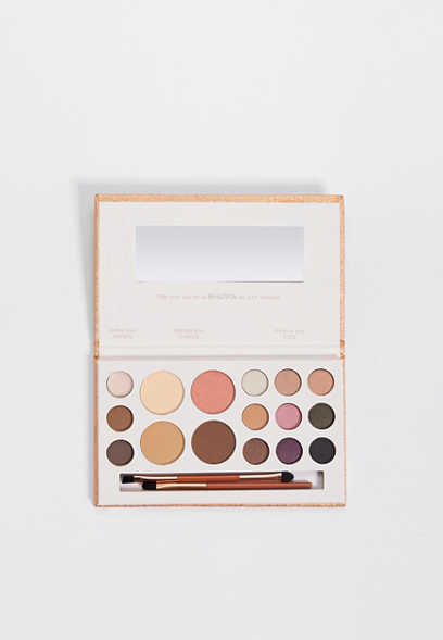 flawless eye and face palette