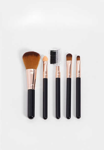 flawless five piece brush set