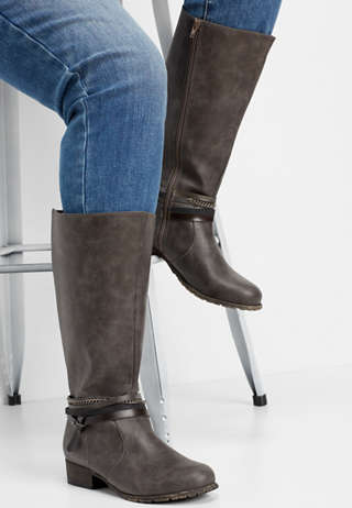 Boots Ankle Tall And Wide Calf Boots Maurices