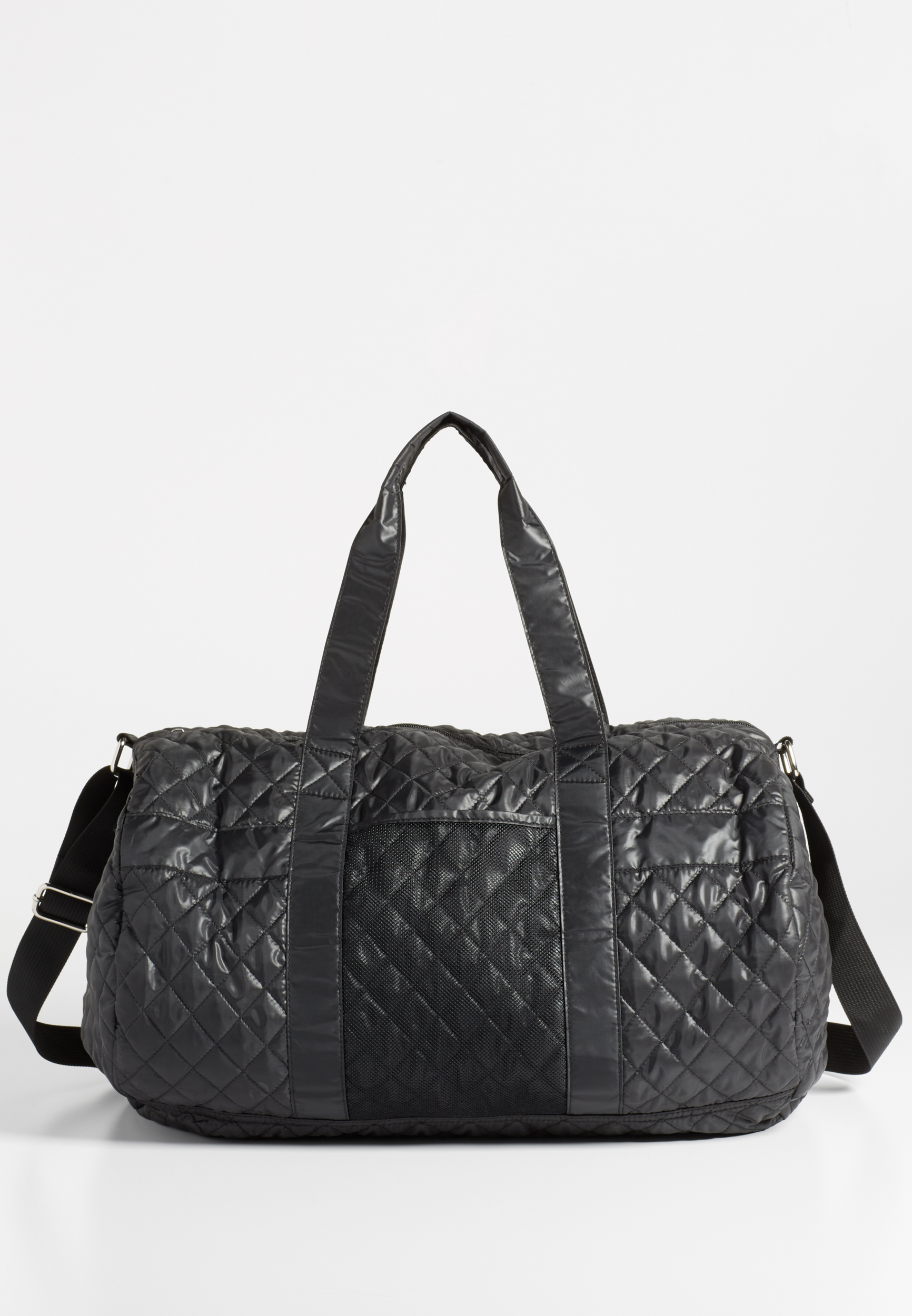 Large Quilted Duffle...