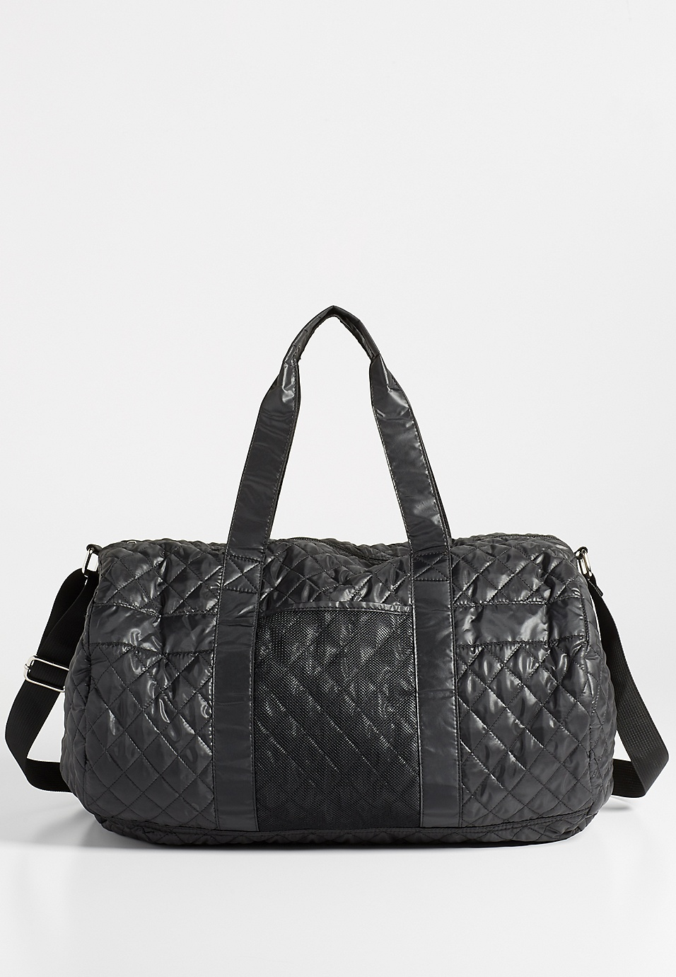 aeb6b3bf21aa large quilted duffle bag