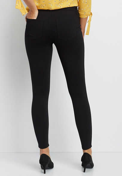 ponte five pocket high rise skinny pant