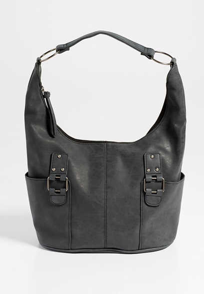 hobo side pocket satchel
