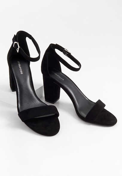 Heels   Strappy, Open Pumps Toe And Pumps Open   maurices 4aba6e
