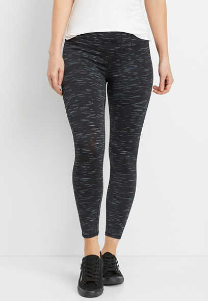 spacedye 7/8 active legging