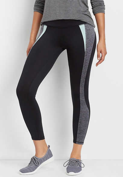 colorblock 7/8 active legging
