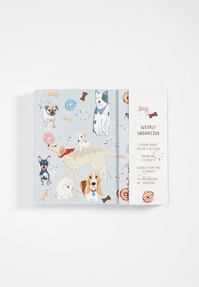 pet friendly weekly organizer