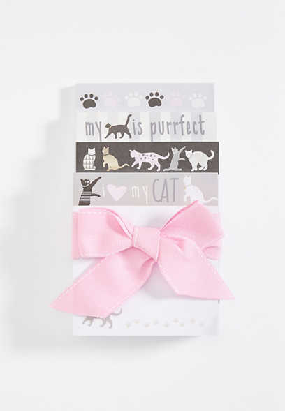 four pack pet friendly notes