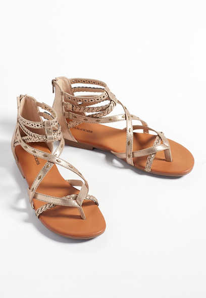 ed1883d23 image of Alexa embellished gladiator sandal with sku 105735