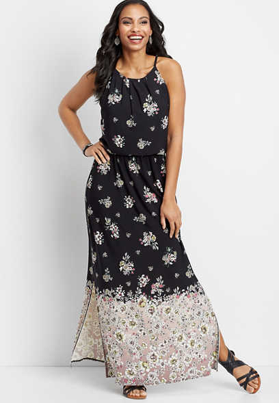 Dresses Fit And Flare Maxi And Work Dresses Maurices
