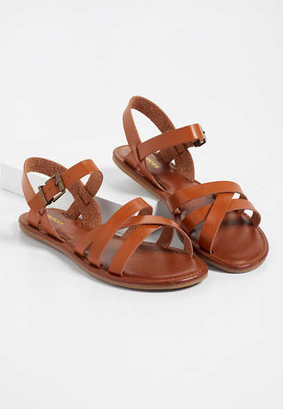 Addie multi strap sandal