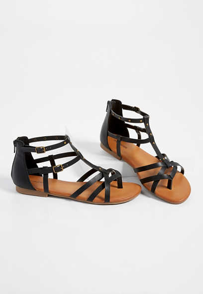 ea267acd9e3 Ashlee studded gladiator sandal