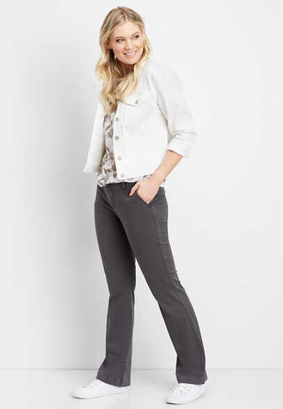 Tall Women S Pants Long Pants Maurices