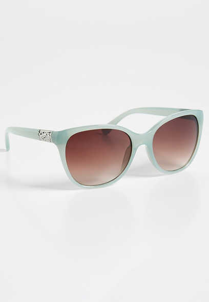 colored plastic metal sunglasses