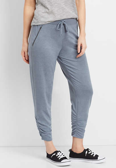 zip pocket jogger