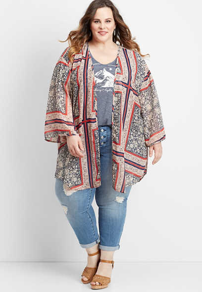Trendy Plus Size Clothing for Women | Cute Women\'s Clothes | maurices