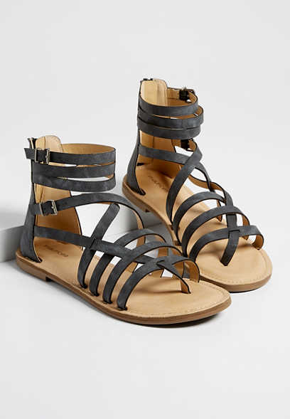 100bedf13e Sandals   Gladiator And Footbed Sandals   maurices