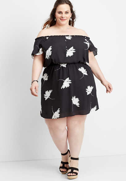 Plus Size Floral Dresses | maurices