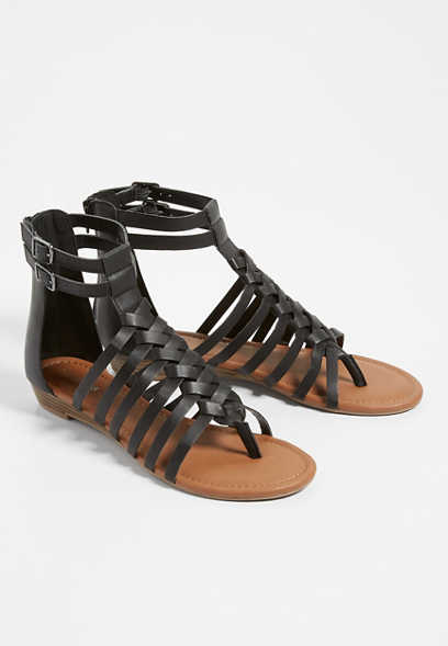 ac933f19811 Sandals | Gladiator And Footbed Sandals | maurices
