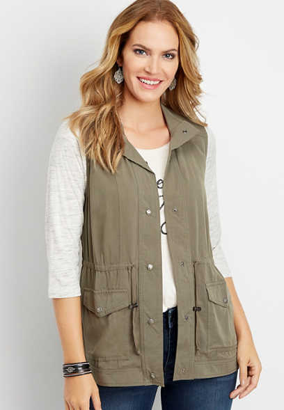 bee2b77ab3db Jackets & Vests | maurices