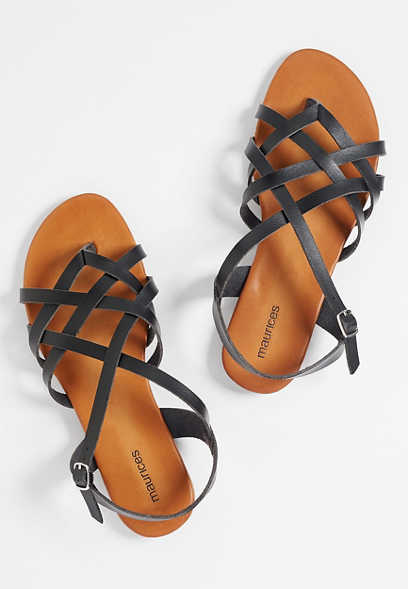 40dc4f77b56152 Aggie strappy sandal