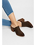 Bailey laser cut mule