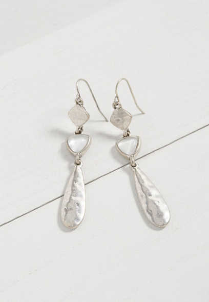 Silver Jeans Co.® drop earrings
