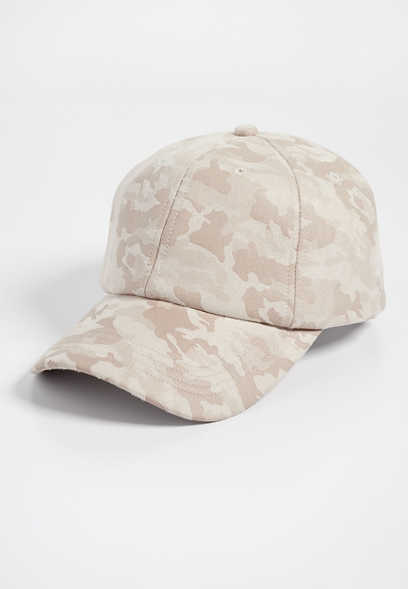 neutral camo basebal