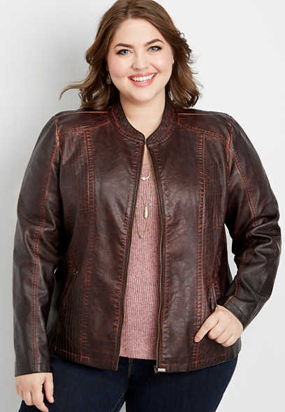 e745af9b2 Plus Size Jackets & Vests | maurices