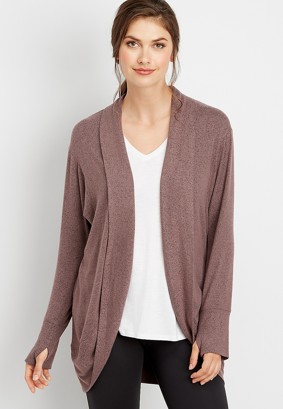 huge discount 4da6a 86379 cocoon long sleeve cardigan