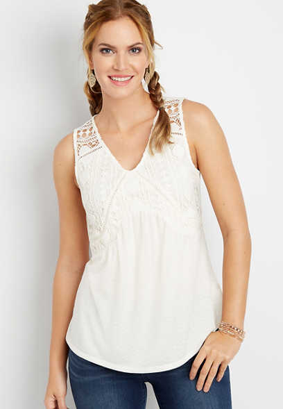 504a6d899cb977 New Arrivals Tops | Women's New Arrivals | maurices