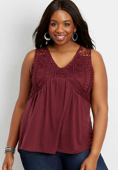 85e6cc6fe14d Trendy Plus Size Clothing for Women | Cute Women's Clothes | maurices