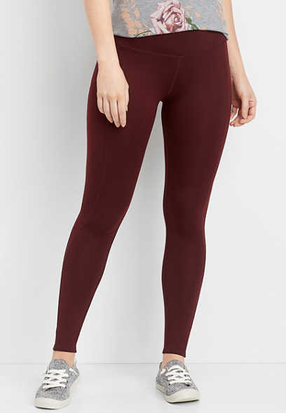full length active pocket legging