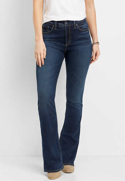 Silver Jeans Co.® Calley ultra high rise bootcut jean