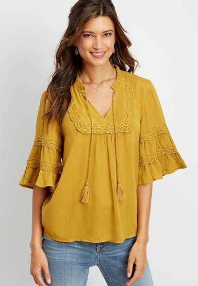 9203c012437a8 Fashion Tops For Women | maurices