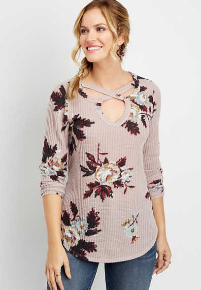 New Arrivals Tops | Women's New Arrivals | maurices